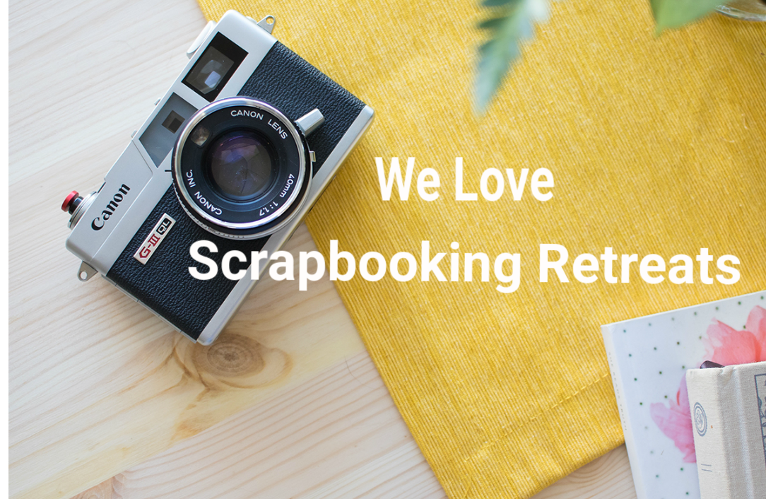 Scrapbooking Retreats And Day Crops In Florida Locations Melbourne
